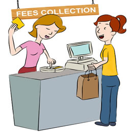 Fee collection